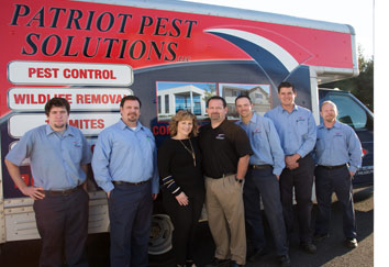 pest extermination berks county pennsylvania
